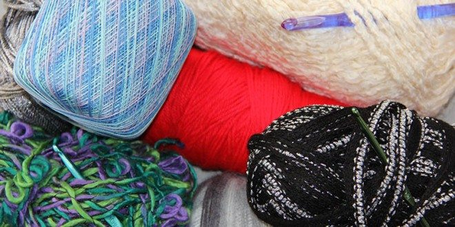 Curso Básico de Crochet | Materiales