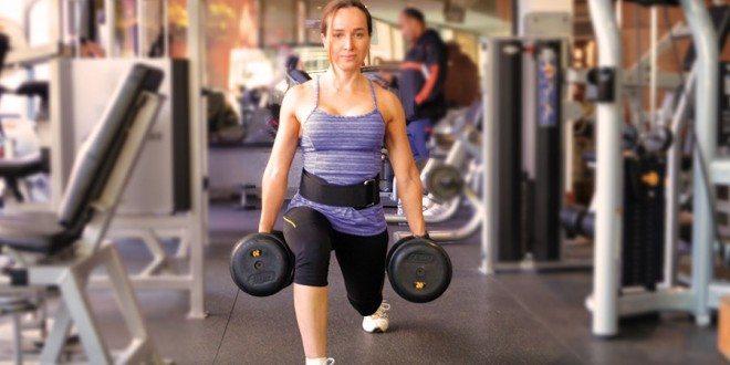 ¿Usar o no el cinturón  de protección lumbar?
