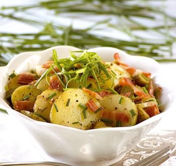 Ensalada de Patata y Bacon