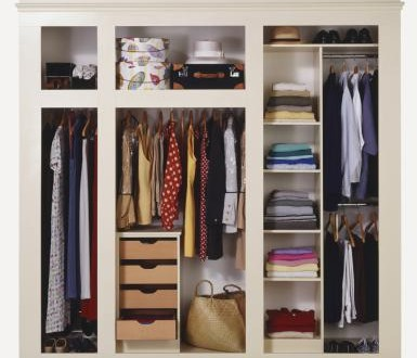 cmo organizar un armario en 5 pasos - Como Organizar Un Armario