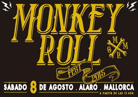 MONKEY ROLL FEST 2015