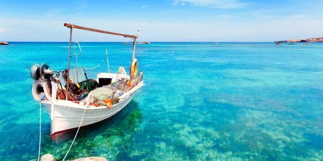 Un Paraíso desde el Aire – Formentera