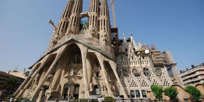Templo La Sagrada Familia