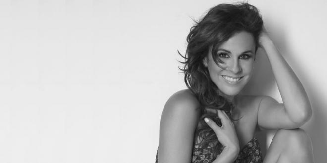 "La guapa Malena González, una venezolana parte del elenco en la Serie ""Yo Quisiera"""