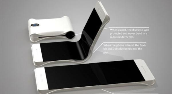 Novedad plegable de Samsung para 2016