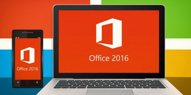 La fecha de estreno de Office 2016
