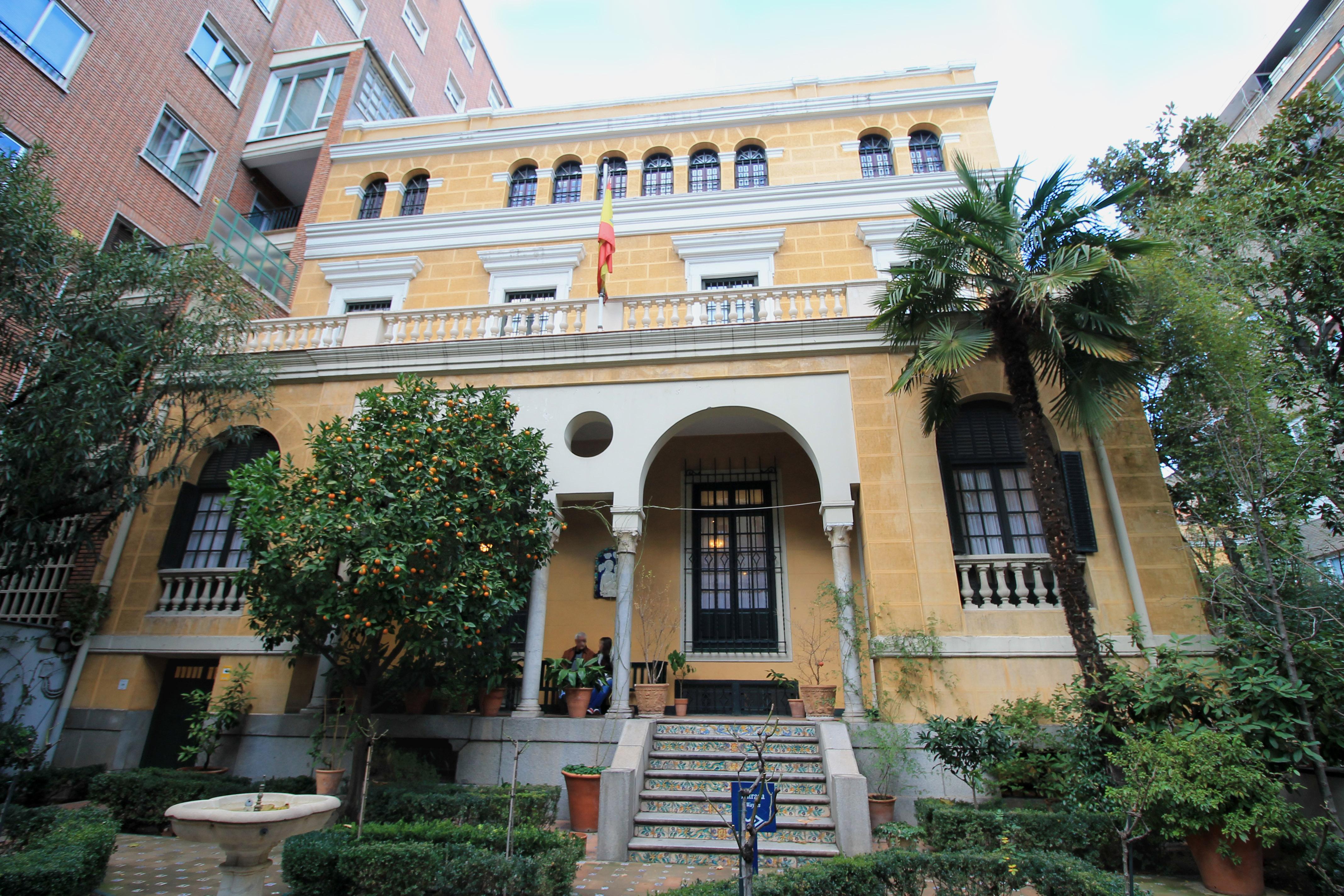 Museo - Casa de sorolla en madrid ...
