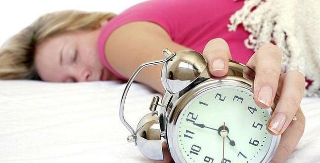 El ritmo del sueño tras las vacaciones