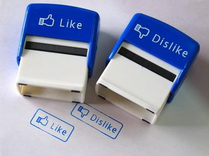 """Facebook dispondrá de """"No me gusta"""""""