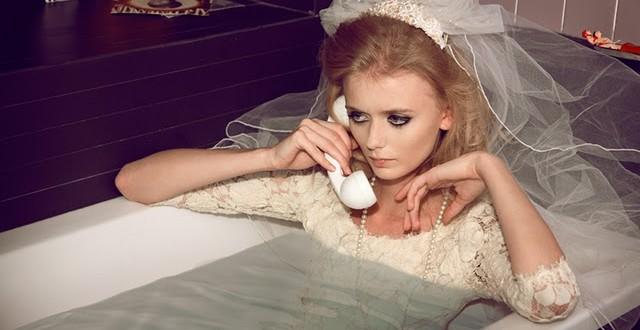 ¿Qué hacer con el vestido de novia después de la boda?