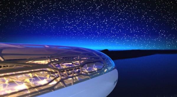 Los aviones futuros tendrán estructura biónica