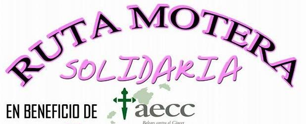 Ruta Motera Solidaria Palma de Mallorca