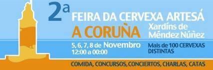 2ª Feria de la cerveza artesana Coruña 2015