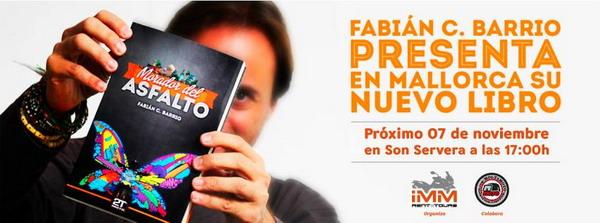Presentación del nuevo libro de Fabián C. Barrio