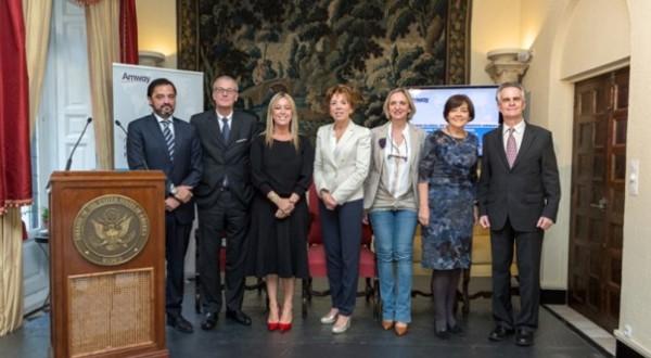 La Embajada de EEUU se Reúne con Expertos para Analizar el Emprendimiento en España