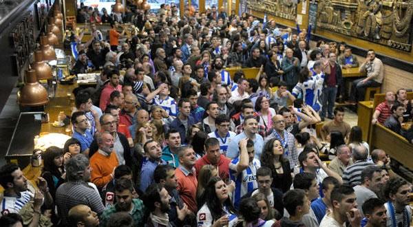 La cervecería de Estrella Galicia en Cuatro Caminos, la que vende más cañas de toda España