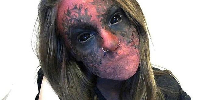 Ideas Alucinantes para el maquillarte en Halloween