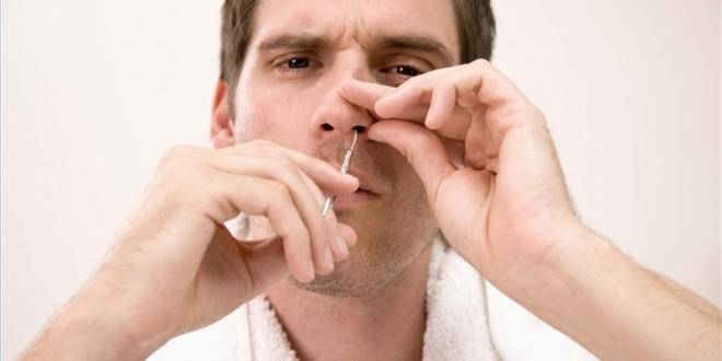 ¿Sabías que arrancarse un vello de la nariz puede ser mortal?
