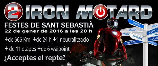 2ª Iron Motard Mallorca 2016