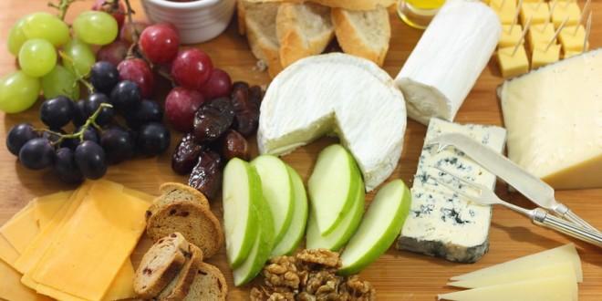 Los secretos de una buena tabla de quesos.