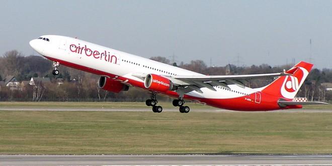 Air Berlin hará un ERE en Palma y despedirá al 20% de la plantilla