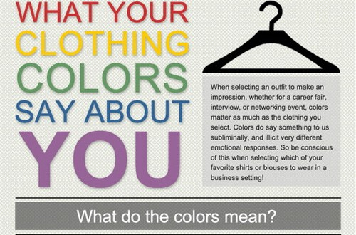 9 Colores y su Simbología para el DressCode