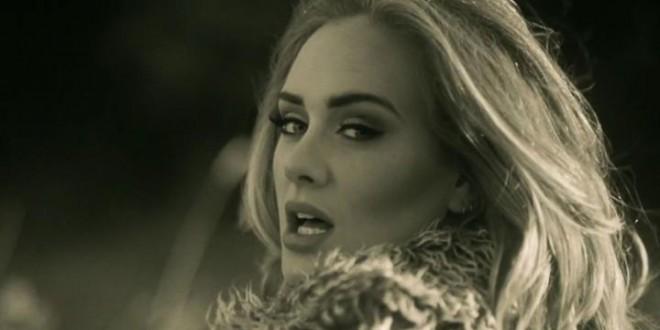 """El récord de Adele y su nueva canción """"Hello"""""""