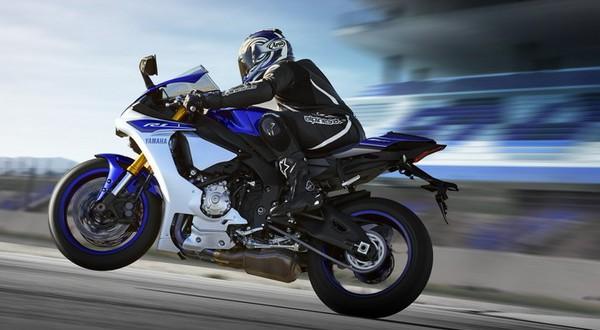 Yamaha YZF-R1 – 2015