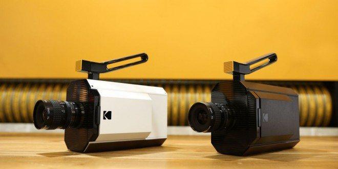 KODAK anuncia nueva cámara Super 8 en CES 2016