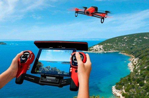 Despega el sector del Drone en el 2016