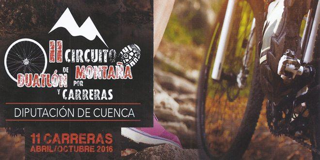 II Circuito de Duatlón y Carreras por Montaña – Cuenca
