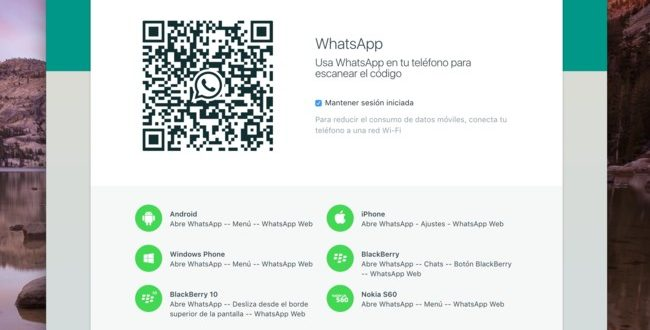 Es oficial, WhatsApp estrena su aplicación nativa para Windows y Mac OS X