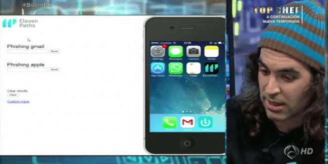 ¿Como hackean nuestros móviles y cuentas?