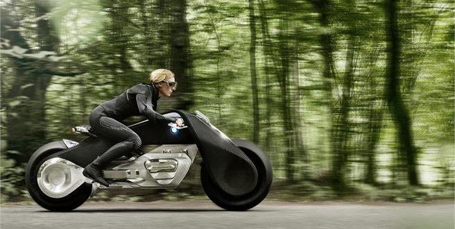 BMW Motorrad VISION NEXT 100: Bienvenidos al futuro