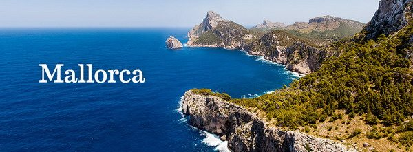 Mallorca, tercera mejor isla del mundo