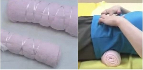 Método Japonés que puede hacer desaparecer el dolor de espalda