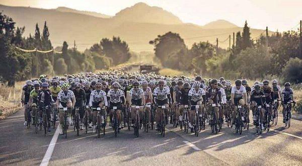 6.500 ciclistas pedalearán en Mallorca en la VIII Mallorca 312