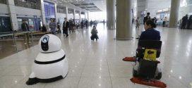 Robots en aeropuertos ya son una realidad