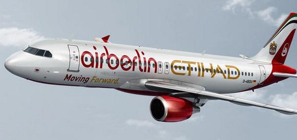 Etihad Airways se harta: Air Berlín quiebra e inicia su liquidación ordenada