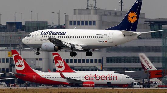 Alemania inyecta 150 millones para garantizar los trayectos ya vendidos por Air Berlín