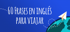 60 frases en ingles para viajar